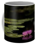 Lotus Reflections Coffee Mug