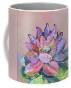 Lotus V Coffee Mug