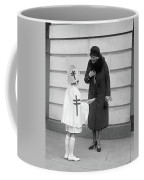 Lou H Coffee Mug