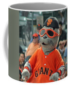 Lou Seal San Francisco Giants Mascot Coffee Mug