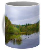 Lough Eske In The Morning Coffee Mug