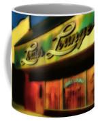 Louie's Lounge Coffee Mug