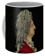 Louis Xiv 1638-1715 1706 Mixed Media Coffee Mug