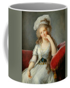 Louise-marie Adelaide, Duchesse Dorleans Oil On Canvas See Also 91622 Coffee Mug