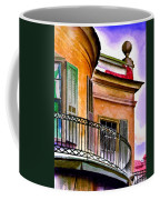 Louisiana Bank Building New Orleans Coffee Mug