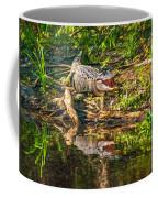 Louisiana Bayou 2 - Paint Coffee Mug