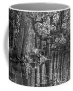 Louisiana Bayou - Bw Coffee Mug