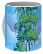 Louisiana Cypress Coffee Mug