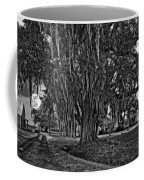 Louisiana Moon Rising Monochrome  Coffee Mug