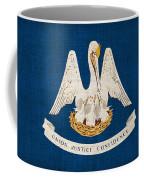 Louisiana State Flag Coffee Mug