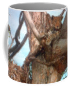 Lounging Leopard Coffee Mug