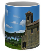 Lourmarin Castle Coffee Mug
