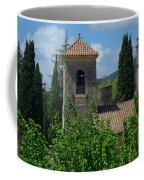 Lourmarin Castle In Provence Coffee Mug