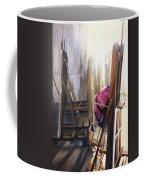 Louvre Closet Coffee Mug