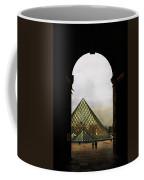 Louvre Paris Coffee Mug