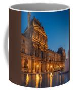 Louvre Sunset Coffee Mug