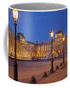 Louvre Twilight Coffee Mug