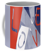 Love Abstract Coffee Mug