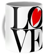 Love All Around Coffee Mug
