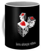 Love Always Wins Coffee Mug