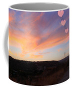 Love And Sunset Coffee Mug by Augusta Stylianou