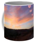 Love And Sunset Coffee Mug