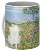 Love At The Fountain Of Life Or Lovers At The Sources Of Life Coffee Mug