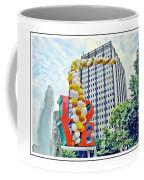 Love Balloons Coffee Mug