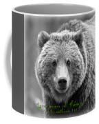 Love Bears All Things ... Coffee Mug