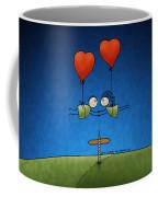 Love Beyond Boundaries Coffee Mug by Gianfranco Weiss