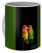Love Birds At First Sight Coffee Mug