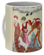 Love Desire And Death Coffee Mug