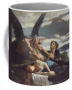 Love Dies In Time Coffee Mug