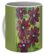 Love For Five Daisies Coffee Mug