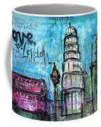 Love For London Coffee Mug