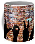 Love Hands Coffee Mug