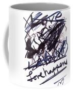 Love Happens Coffee Mug