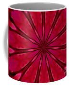 Love In An Orchid Kaleidoscope Coffee Mug