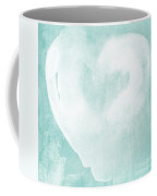 Love In Aqua Coffee Mug