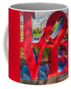 Love In City Park New Orleans Coffee Mug