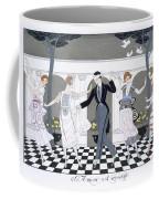Love Is Blind Coffee Mug by Georges Barbier