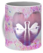 Love Is Everywhere Coffee Mug by Bill Cannon