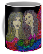 Love Ladies Coffee Mug