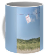 Love Letter From Cloud 9 Coffee Mug