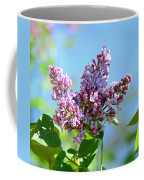 Love My Lilacs Coffee Mug
