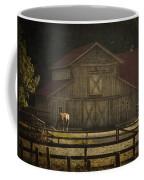 Love Of Country Vintage Art By Jordan Blackstone Coffee Mug by Jordan Blackstone