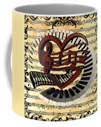 Love Of Music  Coffee Mug