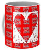Love On Love Coffee Mug