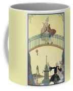 Love On The Bridge Coffee Mug