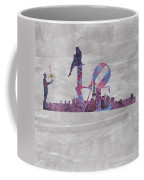 Love Over Paris Coffee Mug